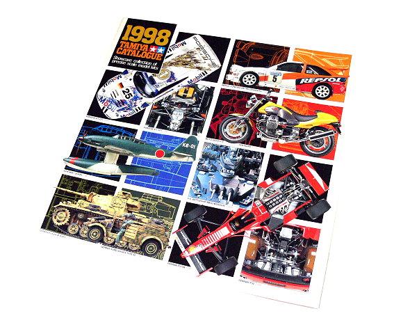 Tamiya RC Model Catalogue 1998 (English) 64250