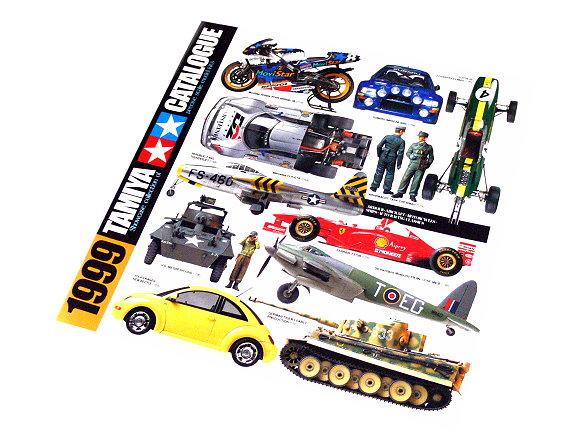 Tamiya RC Model Catalogue 1999 (English) 64260