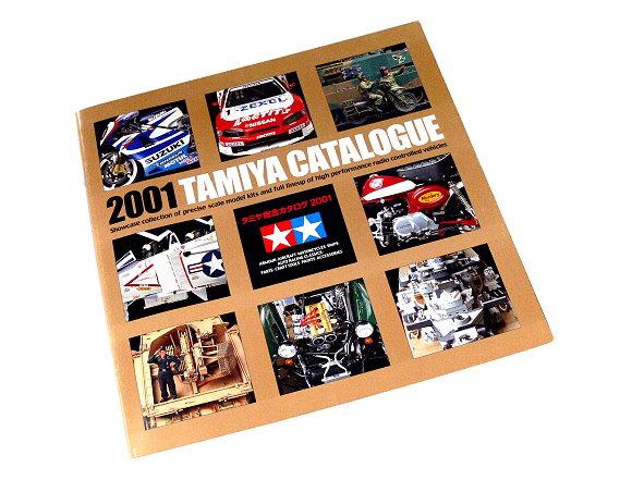 Tamiya RC Model Catalogue 2001 (Japanese) 64284