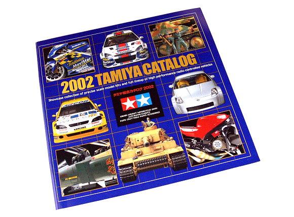 Tamiya RC Model Catalog 2002 (Japanese) 64295