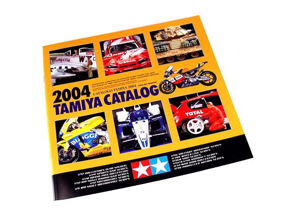 Tamiya RC Model Catalog 2004 (English/Spanish) 64316