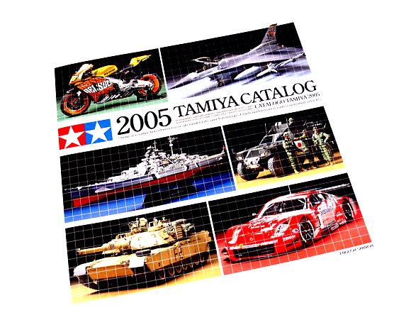 Tamiya RC Model Catalog 2005 (English) 64326