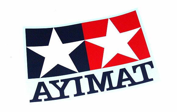 Tamiya RC Model Transparent Sticker (242mm x 164mm) 66013