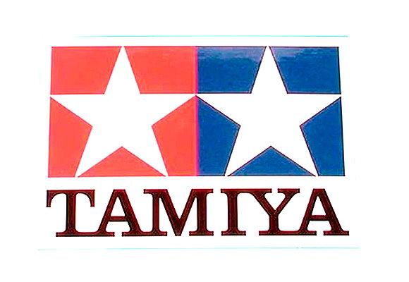 Tamiya RC Model Ex Large Sticker (700mm x 473mm) 66079