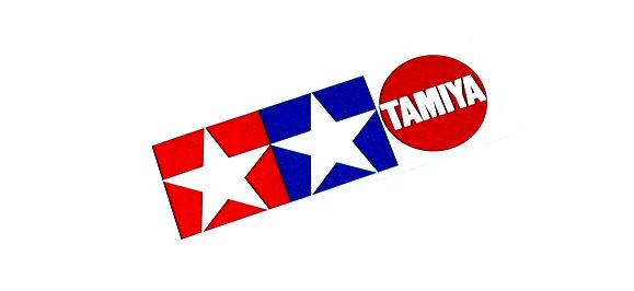 Tamiya RC Model GP Sticker (SS) 90mm x 31mm 66714