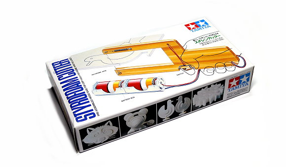 Tamiya Dynamic Model Educational Styrofoam Cutter 70084