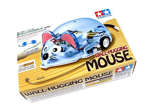 Tamiya ROBO Model Craft Mechanical Wall Hugging Mouse Hobby 70198