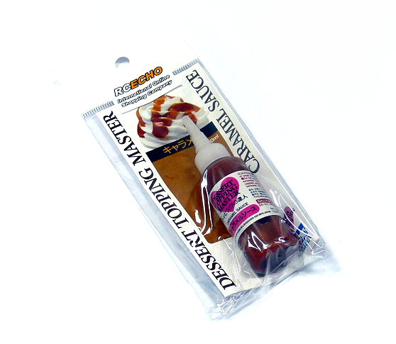 Tamiya Decoration Series Dessert Topping Master (Caramel Sauce) Net 20ml 76645