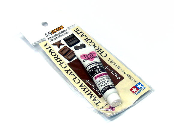 Tamiya Decoration Series Clay Chroma (Chocolate) Net 11ml 76656