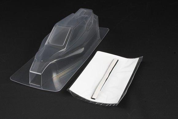 Tamiya RC Car Body TRF201X Lightweight Body (XR/XM) 84374