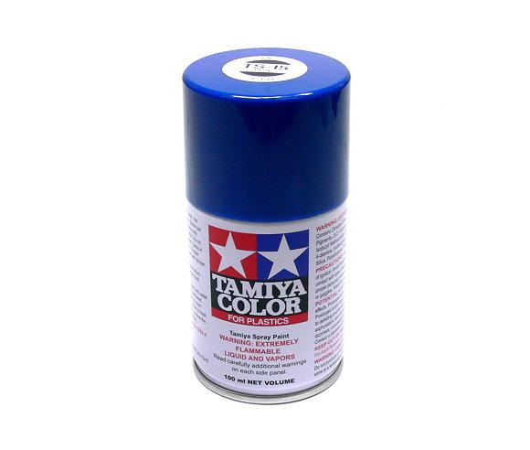 Tamiya Color Spray Paint TS-15 Blue Net 100ml for Plastics 85015