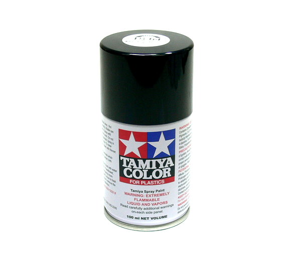Tamiya Color Spray Paint TS-64 Dark Mica Blue Net 100ml for Plastics 85064