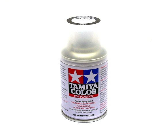 Tamiya Color Spray Paint TS-80 Flat Clear Net 100ml for Plastics 85080