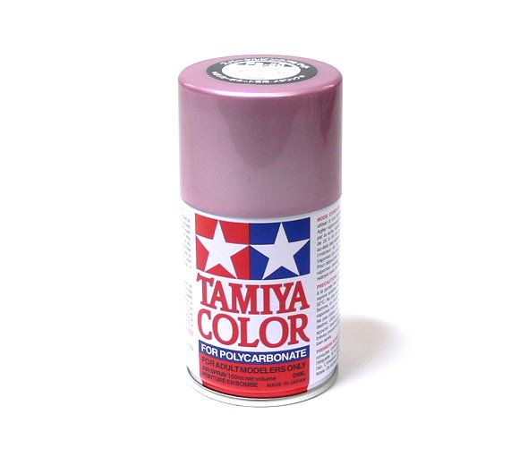 Tamiya Model Color PS-50 Sparkling Pink Net 100ml for Polycarbonate 86050
