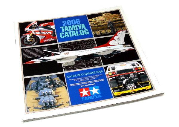 Tamiya RC Model Catalog 2006 (English and Spanish) AC066