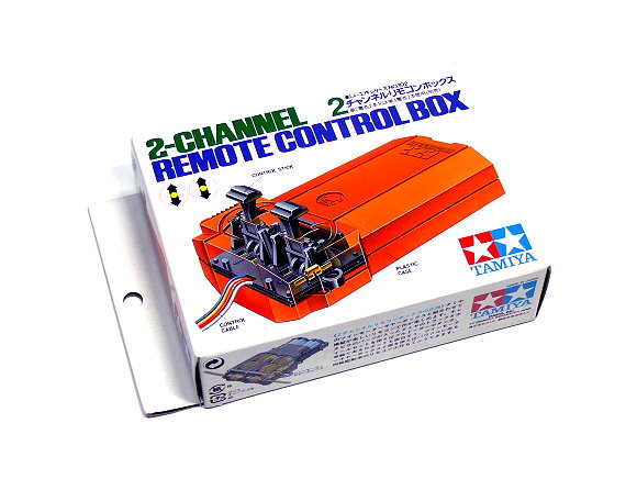 Tamiya Dynamic Model Educational 2-Channel Remote Control Box 70102