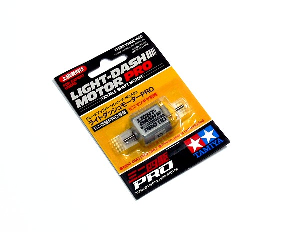 Tamiya Mini 4WD Model Racing LIGHT-DASH 17800RPM MOTOR PRO 15402