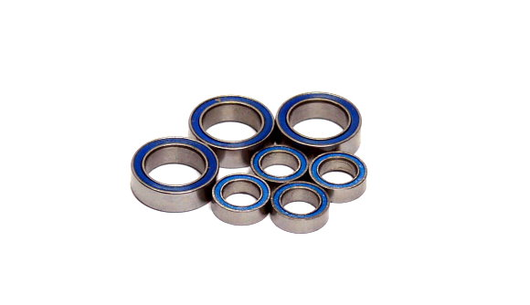 RCS Model Bearing Set for TAMIYA RC SAUBER BG621