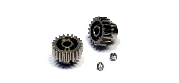 Tamiya RC Model 20T, 21T AV R/C Hobby Pinion Gear Set 50356