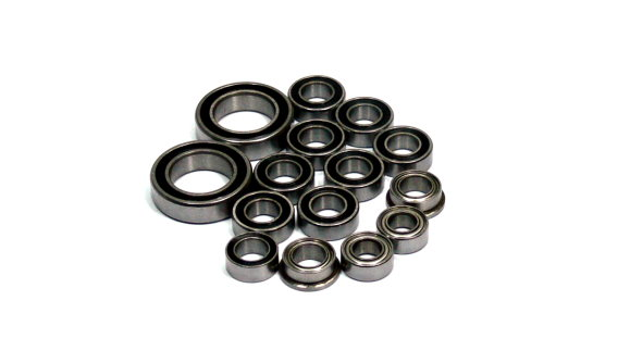 RCS Model Bearing Set for TEAM ASSOCIATED RC RC10GT w/CLUTCH BELL BEARINGS BG416