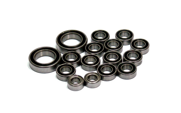 RCS Model Bearing Set for TEAM ASSOCIATED RC RC10T3 TRUCK BG432