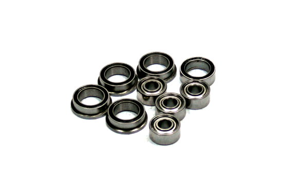 RCS Model Bearing Set for TEAM ASSOCIATED RC RC12LC BG443