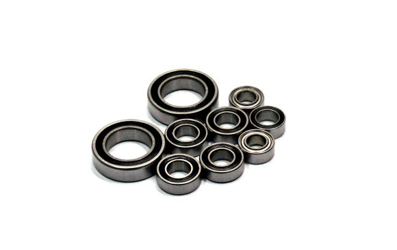 RCS Model Bearing Set for TEAM ASSOCIATED RC STEALTH TRANS BG456