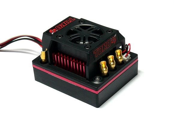 SKYRC TORO RC Model Brushless Motor 150A ESC Speed Controller for 1/8 Car SL760