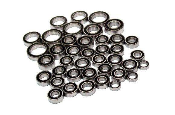 RCS Model Bearing Set for TRAXXAS RC REVO PLATINUM BG300