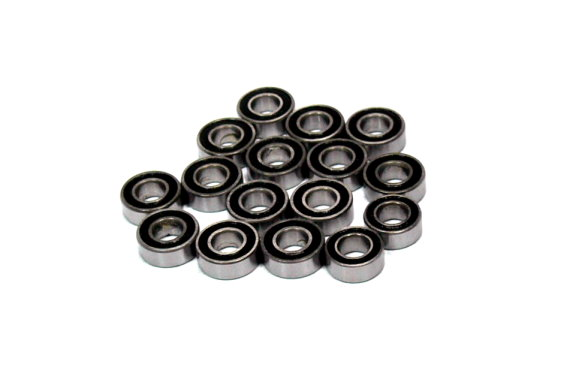 RCS Model Bearing Set for TRAXXAS RC RUSTLER SPORT BG302