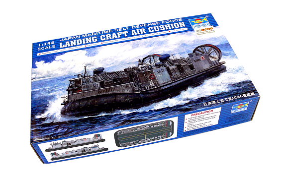 TRUMPETER Military Model 1/144 War Ship JP Landing Craft Air Cushion 00106 P0106