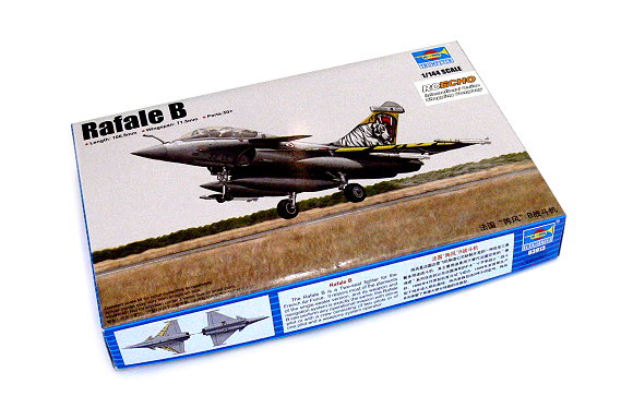 TRUMPETER Aircraft Model 1/144 Rafale B Scale Hobby 03913 P3913