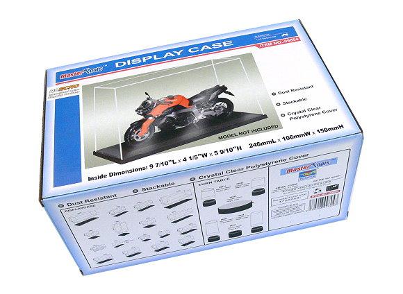 TRUMPETER Model Craft Master Tools Display Case (246x106x150mm) 09804 P9804