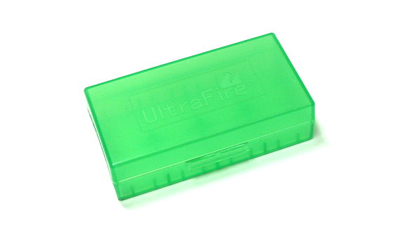 UltraFire Green Mini Battery Box MO600