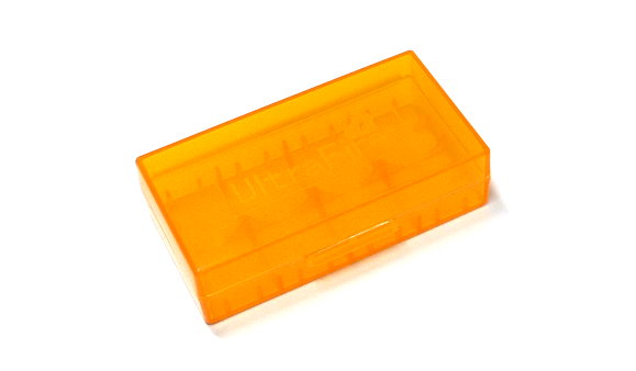 UltraFire Orange Mini Battery Box MO596