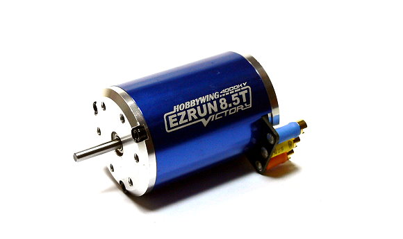 HOBBYWING EZRUN RC Model 4000KV 8.5T R/C Hobby Brushless Motor (Used)