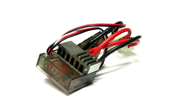 EL Model RC 300A R/C Hobby Brushed Motor Speed Controller ESC for Car Ship (New)