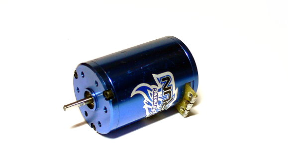HOBBYWING XERUN RC Model 6000 KV 5.5T R/C Car Sensored Brushless Motor (Used)