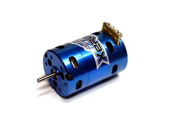 HOBBYWING XERUN RC Model 9100 KV 3.5T R/C Car Sensored Brushless Motor (Used)