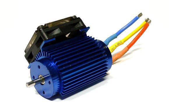 HOBBYWING EZRUN RC Model 3674SL 2350KV R/C Hobby Brushless Motor (Used)