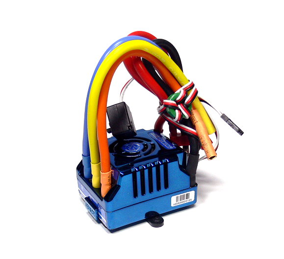 HOBBYWING XERUN Competition RC Brushless Motor 150A ESC Speed Controller (Used) UD052