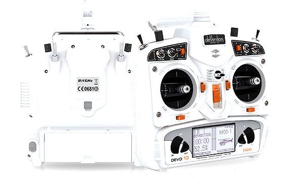 Walkera hm-devo-rx-601 rx601 24ghz 6ch receiver for 6s 7 7e 8s 10 transmitter