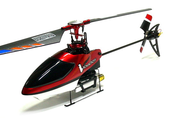 WALKERA RC Model V100D01 4ch 2.4GHz Flybarless Electric Helicopter EH430