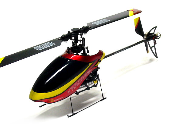 WALKERA RC Model V100D03BL 2.4GHz Flybarless Electric Helicopter EH428