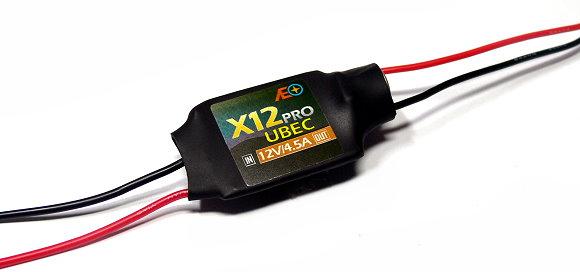 AEO RC High Vol Adjustable Voltage Input 14-40V 5V 6V 7.2V 8.4V//5A UBEC AC892