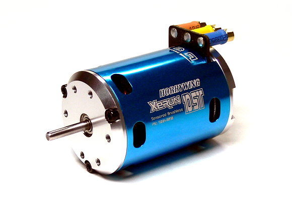 HOBBYWING XERUN RC Model 3300 KV 10.5T R/C Car Sensored Brushless Motor IM261
