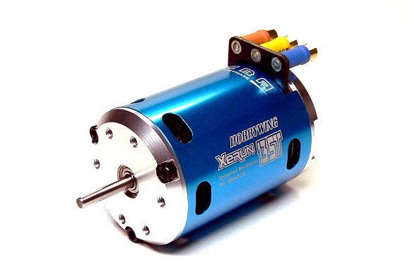 HOBBYWING XERUN RC Model 2700 KV 13.5T R/C Car Sensored Brushless Motor IM259