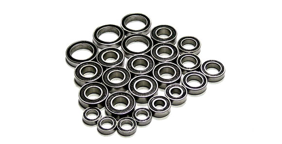RCS Model Bearing Set for XRAY RC 808 2011 Spec BG785