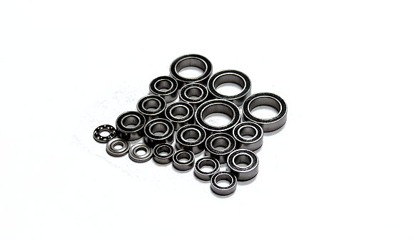 RCS Model Bearing Set for XRAY RC T3 EU Rubber BG780