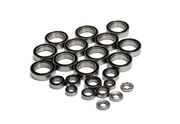 RCS Model Bearing Set for XRAY RC T1 FACTORY KIT / TIM MINI BG211